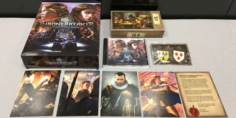 Thronebreaker press kit