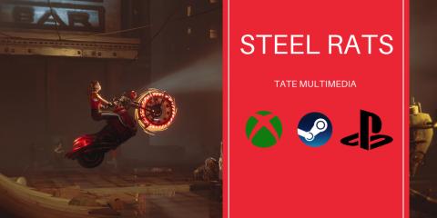 Steel Rats poradnik do osiągnięć