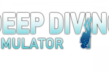 Deep Diving Simulator Logo