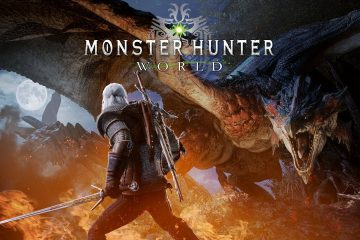Monster Hunter: Wolrd x Witcher 3