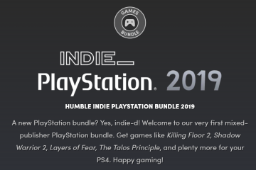 humble bundle ps4
