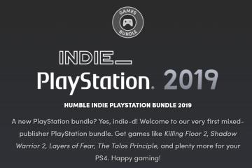 humble bundle ps4