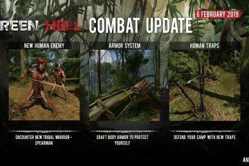 Combat Update Green Hell