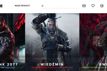 CD Projekt RED Store
