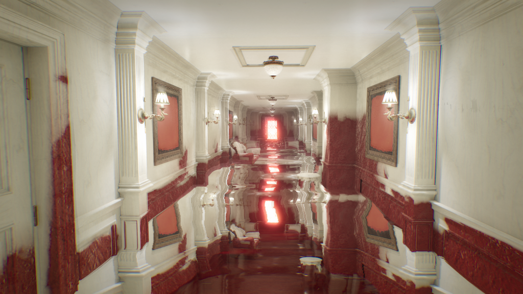 Layers of Fear 2 osiągnięcie Go Against the Grain
