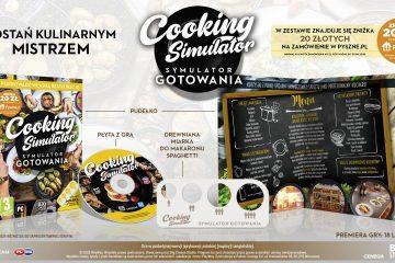 Cooking Simulator edycja pudełkowa