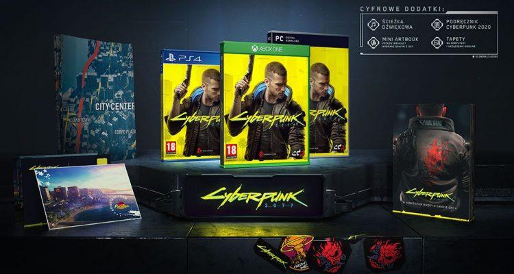 Cyberpunk 2077 edycja standardowa