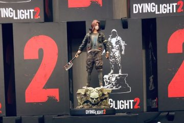 Dying Light 2 - Aiden Caldwell figure figurka