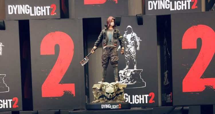 Dying Light 2 - Aiden Caldwell figure figurka