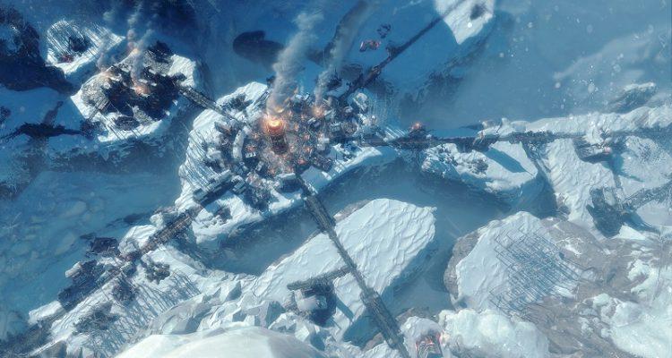 Frostpunk The Rift