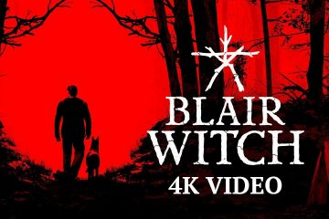 Blair Witch 4k