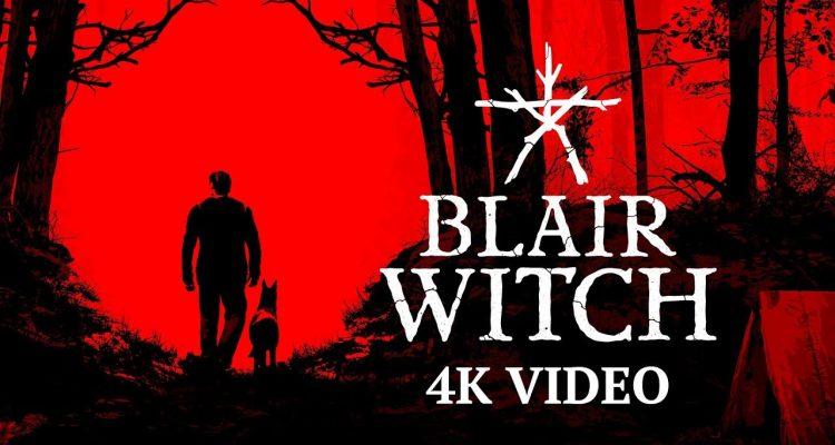 Blair Witch 4k