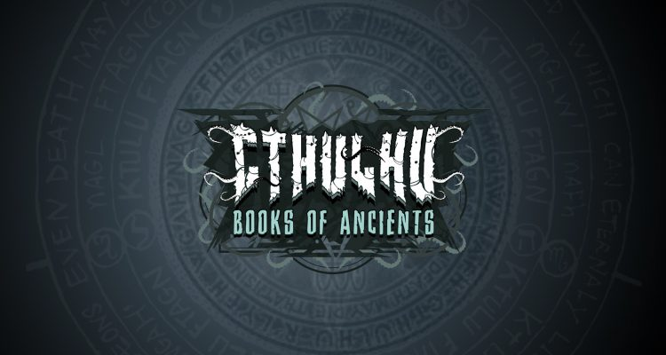 Cthulhu: Books of Ancients (1)
