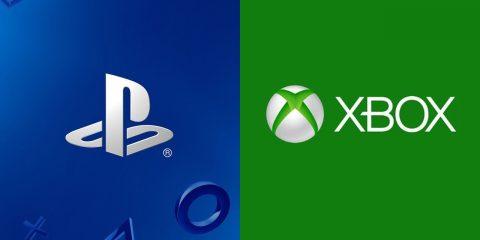 PlayStation 5 - Xbox Project Scarlett