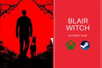 Blair Witch poradnik do osiągnięć
