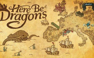 recenzja Here Be Dragons