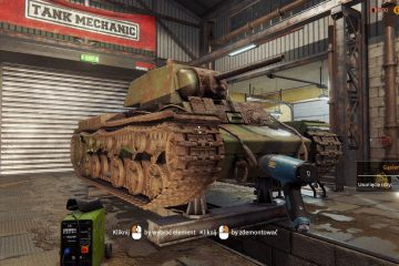Tank Mechanic Simulator